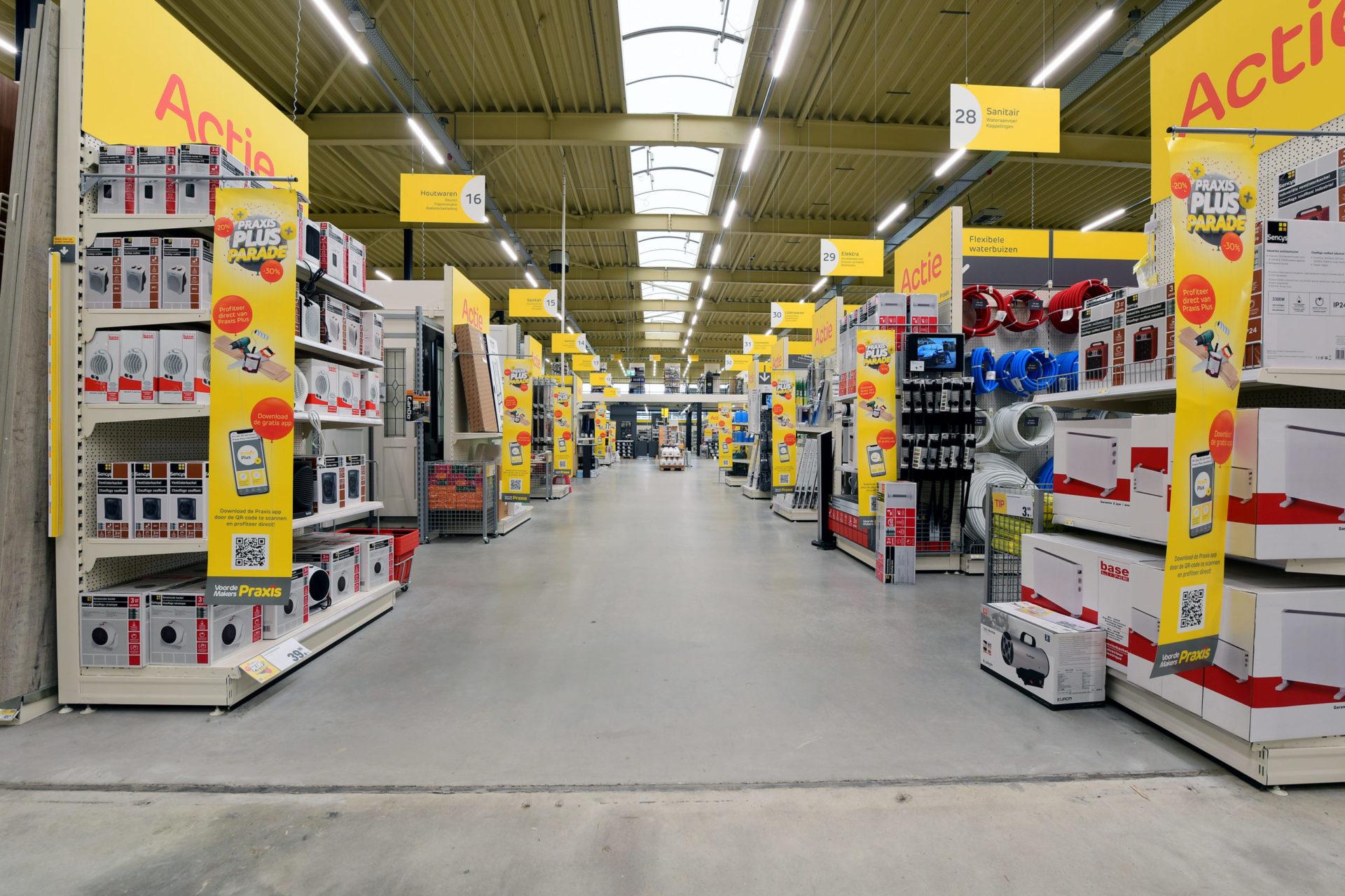 Eerste open dag Bouwplein groot succes