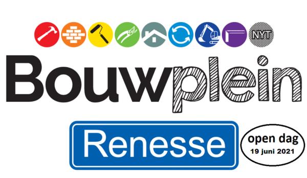 Open dag Bouwplein Renesse verplaatst naar 19 juni 2021