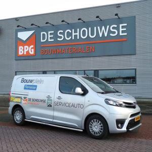 BPG Bouwpartner de Schouwse Bouwplein Renesse