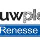 Corona maatregelen op Bouwplein Renesse
